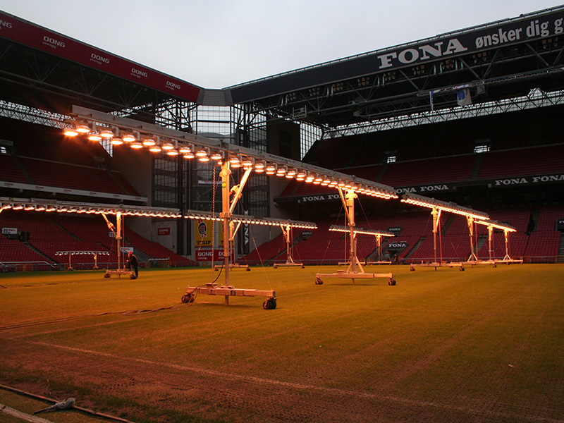 Parken Stadium, Copenhagen
